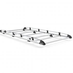 Rhino Aluminium Roof Rack for the Volkswagen Crafter