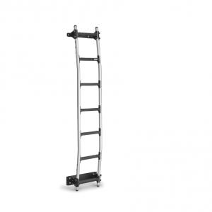 Rhino Aluminium Rear Door Ladder for the Volkswagen Transporter