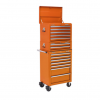 APSTACKTR TR - Topchest, Mid-Box & Rollcab Combination 14 Drawer with Ball Bearing Slides
