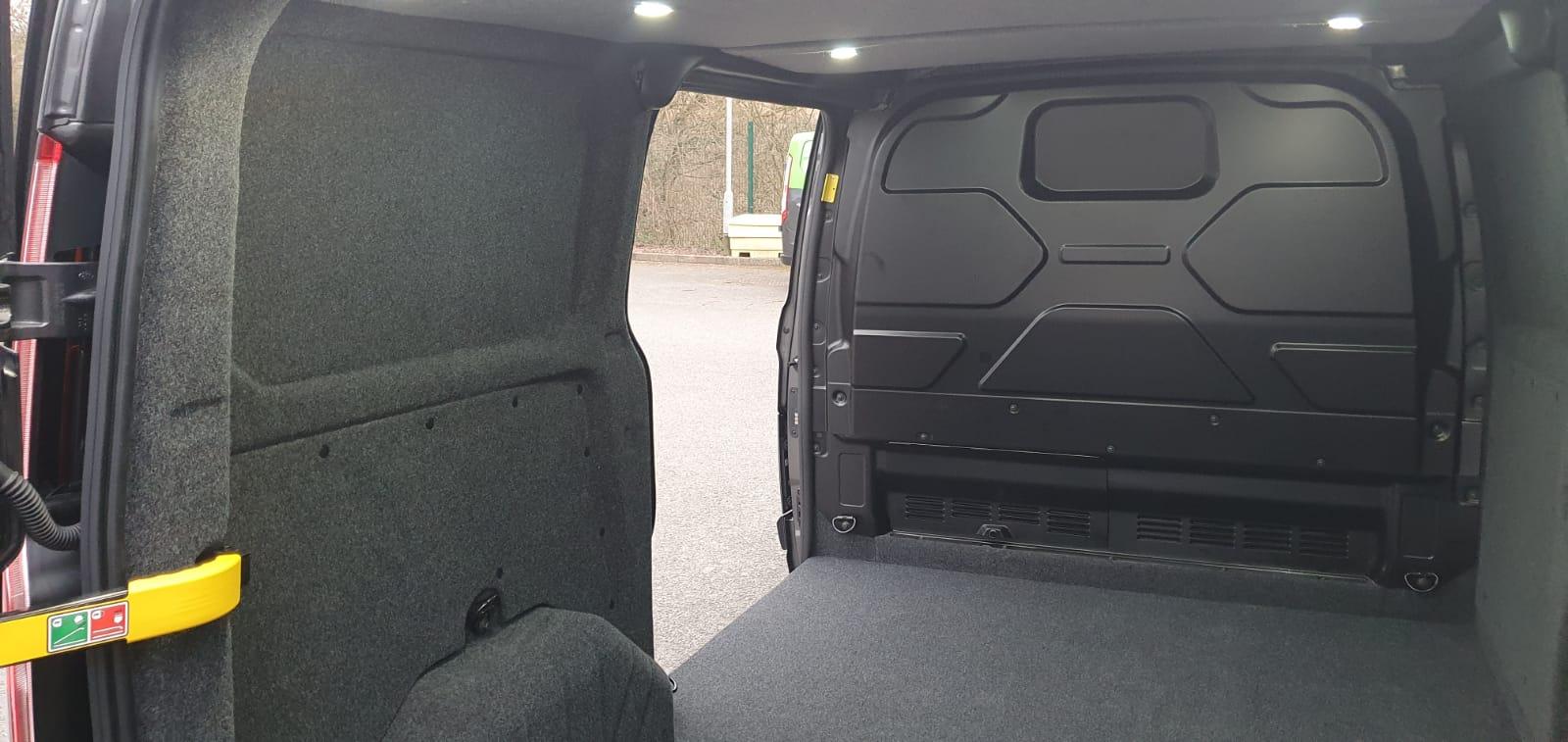 Ford Transit Custom Carpet Lining Nottingham