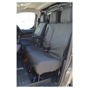 Vauxhall Vivaro Front Seat Covers